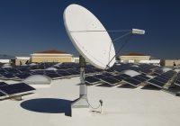 antana satelitarna na dachu